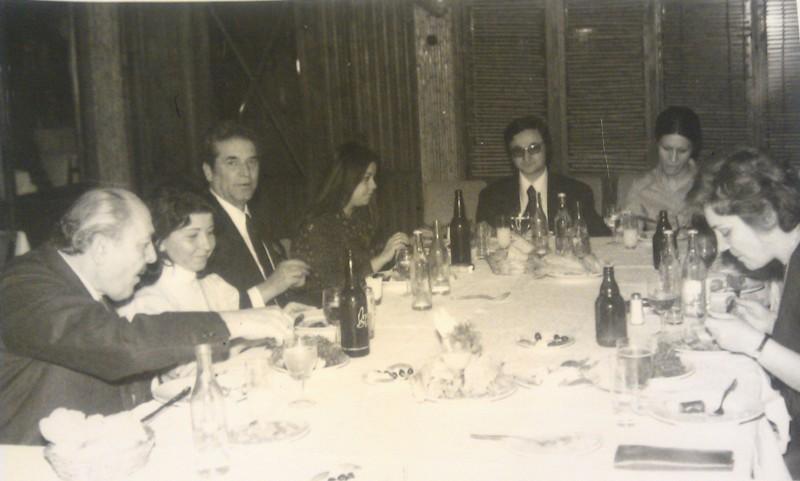 Dr. Mirat Olgaç, Dr. Bekir Pamuk, Dt. Bülent Uğurel