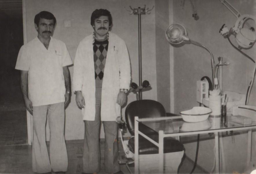 Efrahim Özdemir, Dt. Recep Aydoğdu - SSK Pilot Bölge Dispanseri (1979)