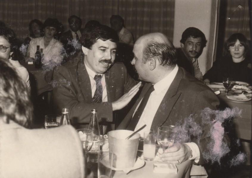 Dt. Yavuz Ertürk, Dt. Recep Aydoğdu - Çelik Palas (1984)