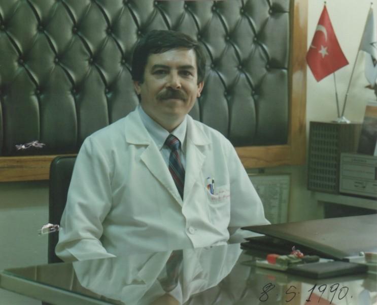 Dt. Recep Aydoğdu - SSK Bursa Hastanesi (Baştabip Yard.) (1990)